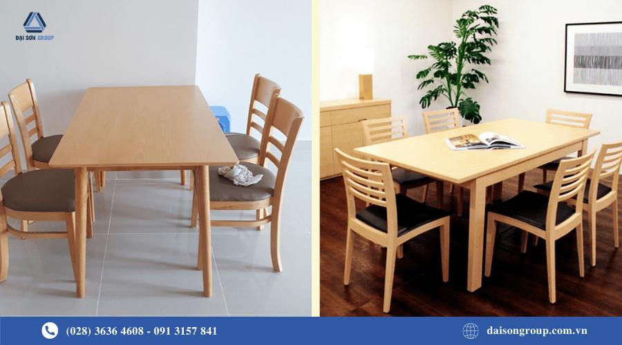 nội thất bàn ăn